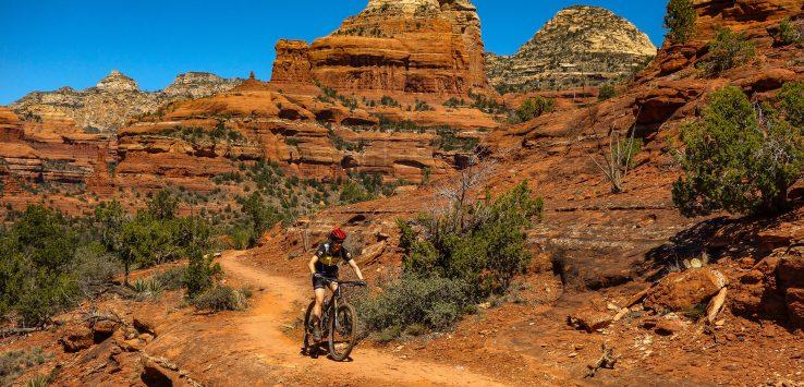 Aerie Trails - Sedona, AZ - Beer Bikes and Campfires  com
