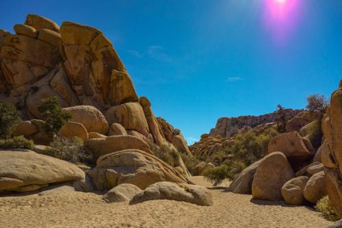 Wonderland of Rocks