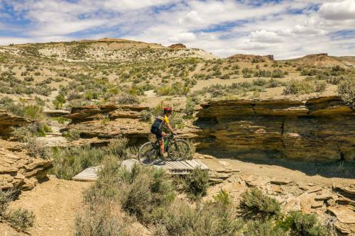 Green River MTB trails