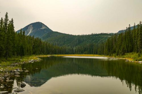 Twin Lakes and 4 Mile Basin