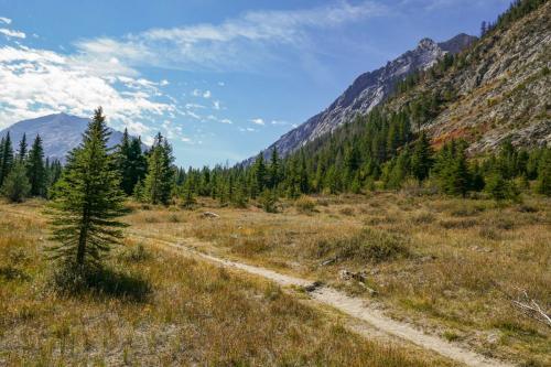 Slickrock Waterfall Trail