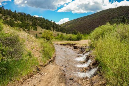 Marshall Pass to Starvation Creek