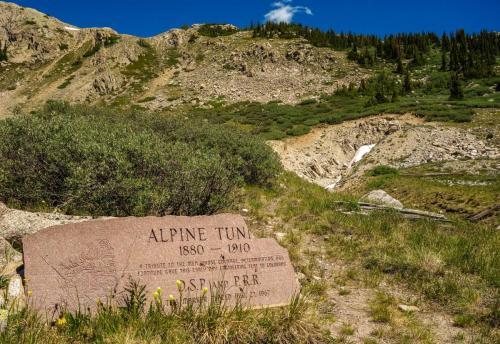 Alpine Tunnel