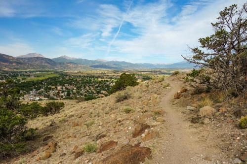 S Mountain Trails