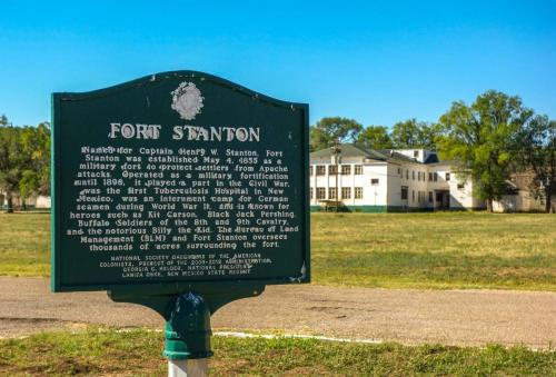Fort Stanton