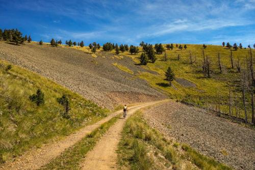 Ski Apache hill climb