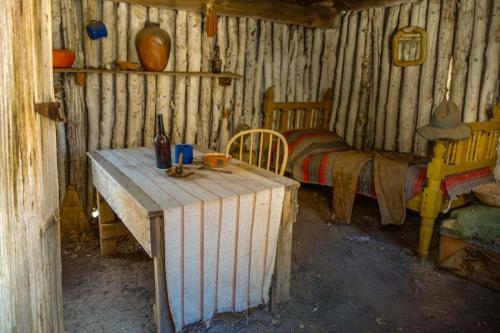 Original settlers house