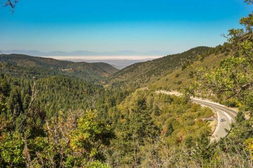 Cloudcroft Trestle trails