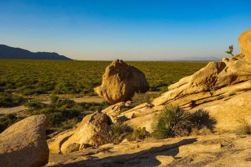 Indian Bread Rocks
