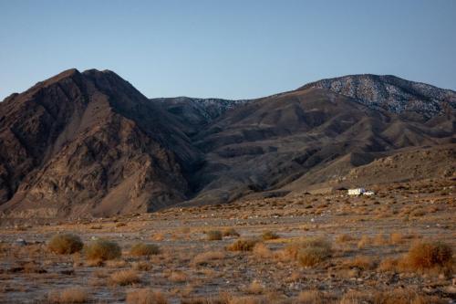 Walker Lake Camping Nevada