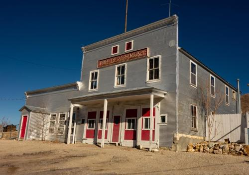 Tonopah Fire Dept Building