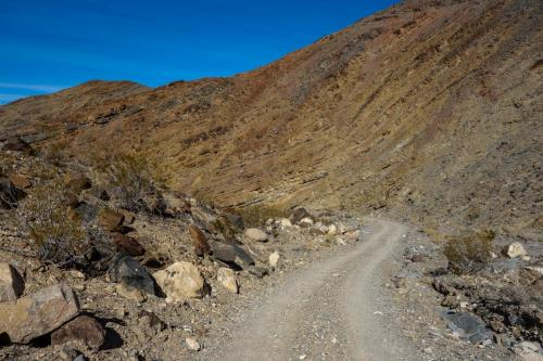 Death Valley Old Toll Road