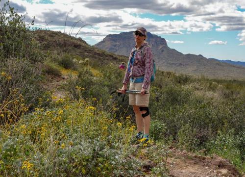 Heidi Arch Rcok hike