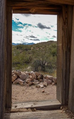 Victoria Mine trail 4