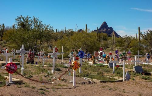Darby Wells Cemetery 2