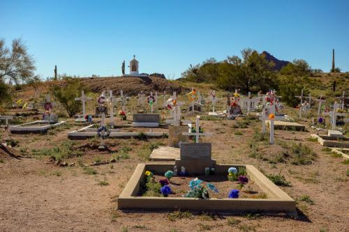Darby Wells Cemetery