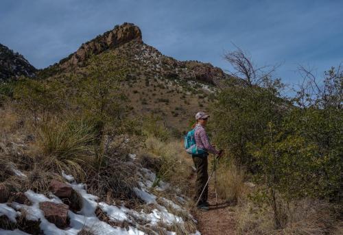 Joes Canyon Trail 2
