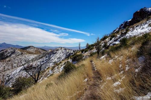 Joes Canyon Trail 11