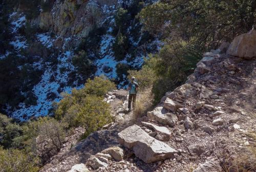 Joes Canyon Trail 12