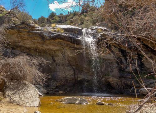 Eddie and Bridal Falls hike