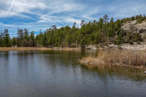 Rose Lake - Mt Lemmon, Tucson