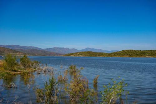 Roosevelt Reservoir