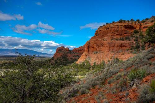 Bear Mountain - Sedona
