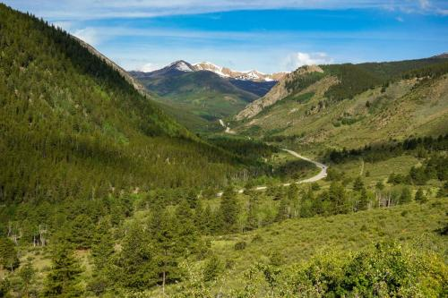 Colorado Trail, Salida