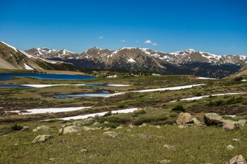 Pomeroy Lake