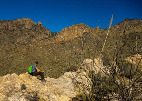 Pontatoc Ridge