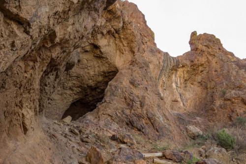 Aztec Cave