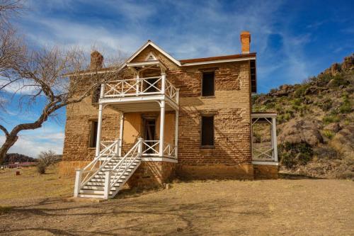 Fort Davis NM