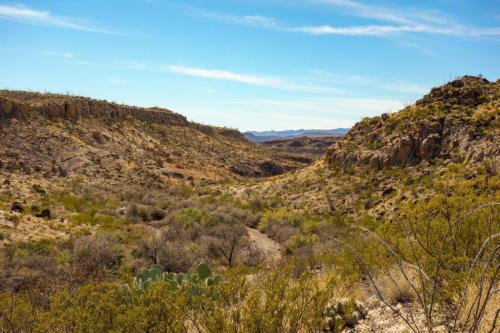 Fremont Canyon Vista