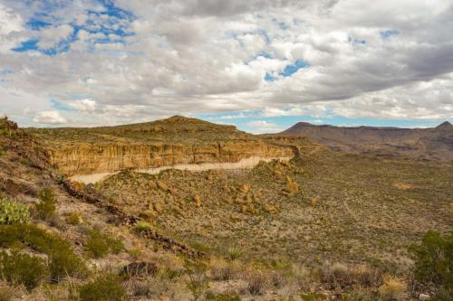 Big Bend Ranch State Park Ride