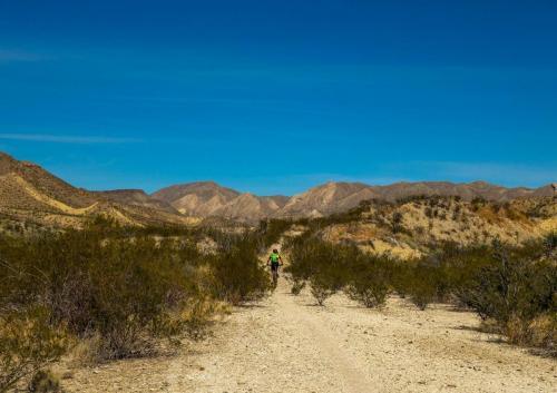 Contrabando trails