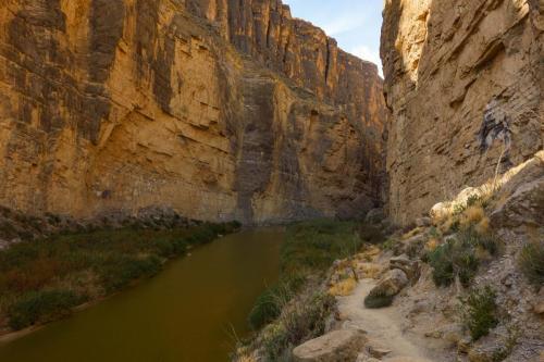 Santa Ellena Canyon Hike