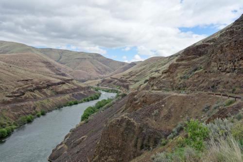 Deschutes River to Mack Canyon 1