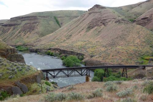 Deschutes River to Mack Canyon 2