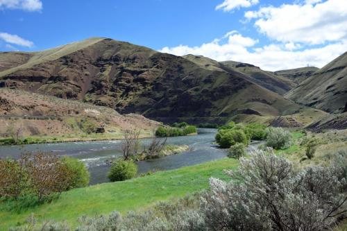 Deschutes River to Mack Canyon 3