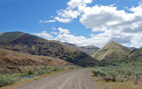 Deschutes River to Mack Canyon 4