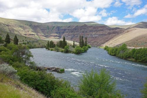 Deschutes River to Mack Canyon 6